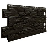 Фасадная  панель Vilo Stone DARK BROWN (Темно-коричневый)