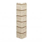 Угол Наружный Vilo Brick IVORY (Кирпич слоновая кость)